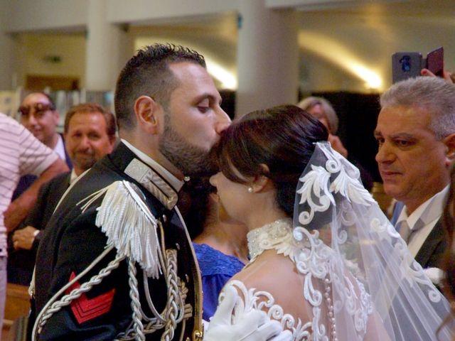 Il matrimonio di Marco  e Francesca a Paola, Cosenza 19