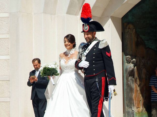 Il matrimonio di Marco  e Francesca a Paola, Cosenza 20