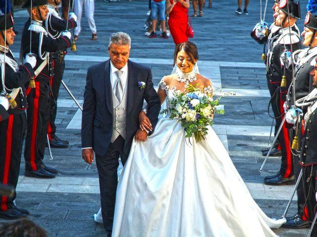 Il matrimonio di Marco  e Francesca a Paola, Cosenza 22
