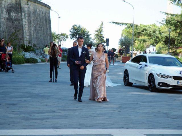 Il matrimonio di Marco  e Francesca a Paola, Cosenza 24