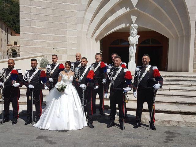 Il matrimonio di Marco  e Francesca a Paola, Cosenza 2
