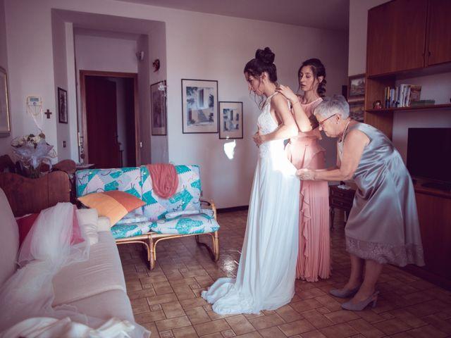 Il matrimonio di Stefano e Ilaria a Cantù, Como 6