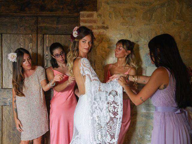 Il matrimonio di Stefano e Benedetta a Gussago, Brescia 22