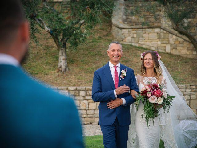 Il matrimonio di Stefano e Benedetta a Gussago, Brescia 27