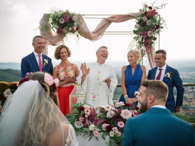 Il matrimonio di Stefano e Benedetta a Gussago, Brescia 34