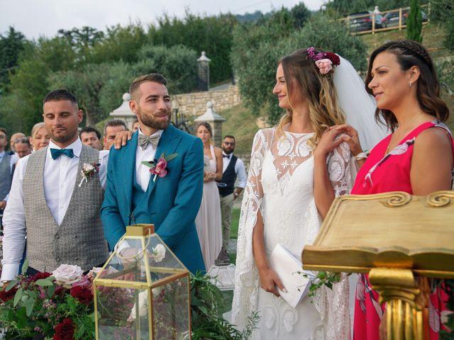 Il matrimonio di Stefano e Benedetta a Gussago, Brescia 37