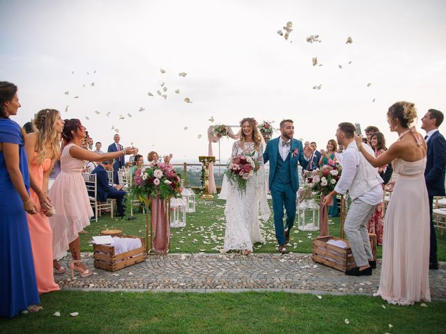 Il matrimonio di Stefano e Benedetta a Gussago, Brescia 38