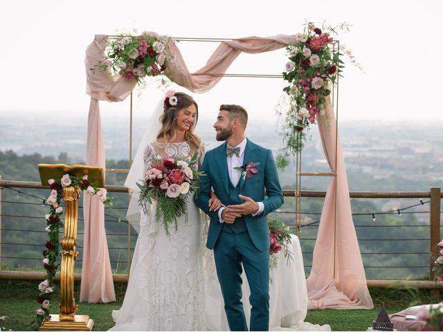 Il matrimonio di Stefano e Benedetta a Gussago, Brescia 39