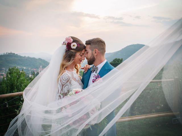 Il matrimonio di Stefano e Benedetta a Gussago, Brescia 40