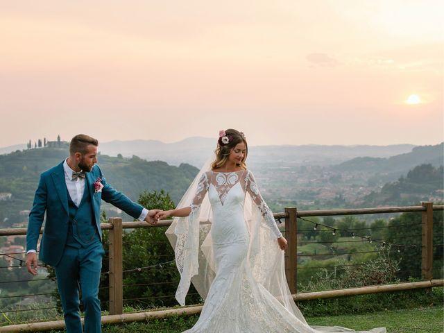 Il matrimonio di Stefano e Benedetta a Gussago, Brescia 41