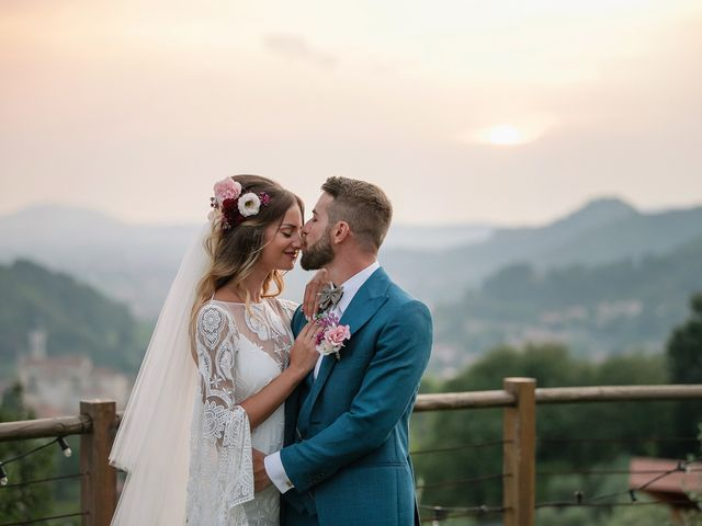 Il matrimonio di Stefano e Benedetta a Gussago, Brescia 42