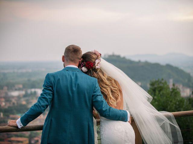 Il matrimonio di Stefano e Benedetta a Gussago, Brescia 45