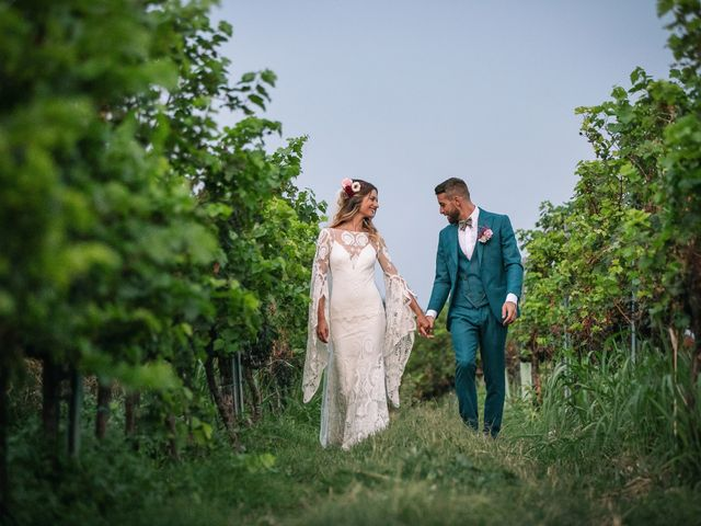 Il matrimonio di Stefano e Benedetta a Gussago, Brescia 47