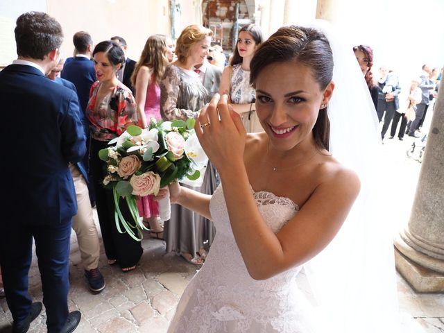 Il matrimonio di Giuseppe e Silvia a Perugia, Perugia 15