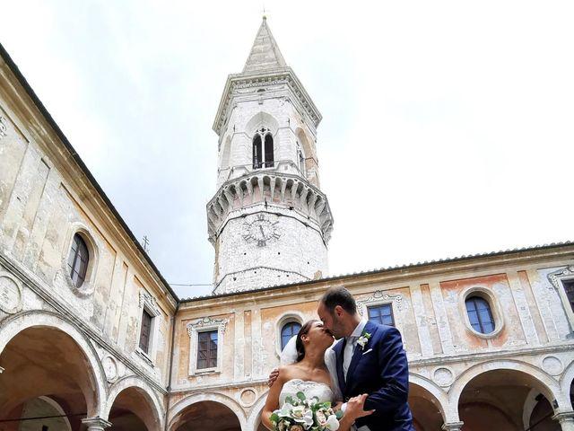 Il matrimonio di Giuseppe e Silvia a Perugia, Perugia 17