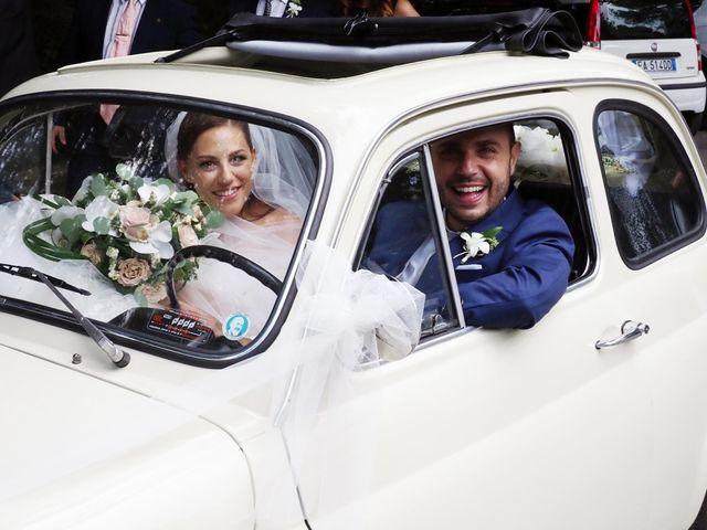 Il matrimonio di Giuseppe e Silvia a Perugia, Perugia 19