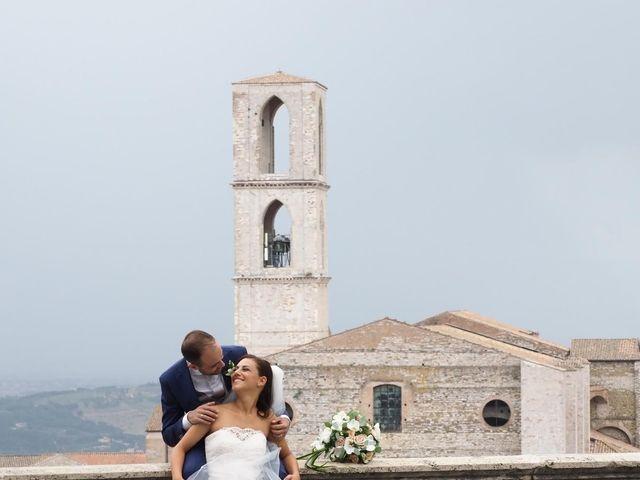 Il matrimonio di Giuseppe e Silvia a Perugia, Perugia 26