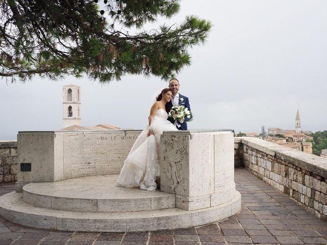 Il matrimonio di Giuseppe e Silvia a Perugia, Perugia 29