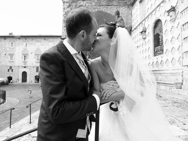 Il matrimonio di Giuseppe e Silvia a Perugia, Perugia 30