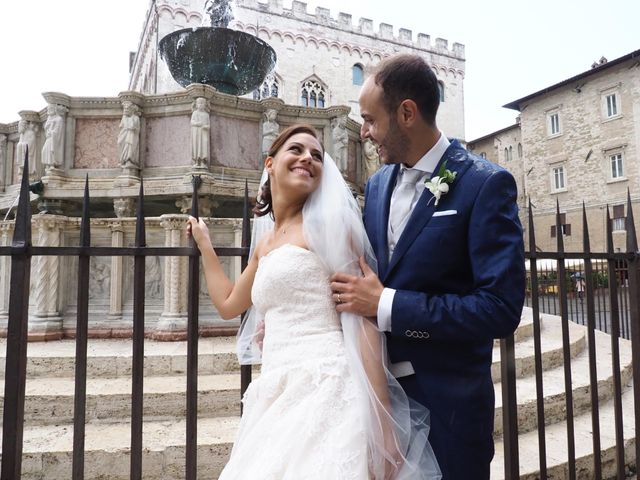 Il matrimonio di Giuseppe e Silvia a Perugia, Perugia 31