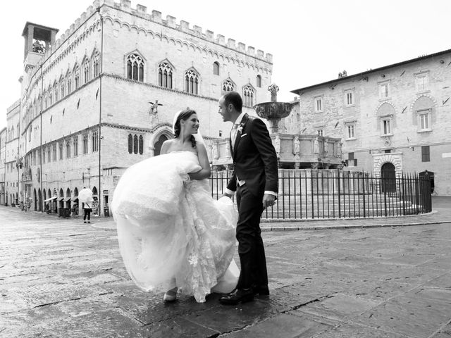 Il matrimonio di Giuseppe e Silvia a Perugia, Perugia 32