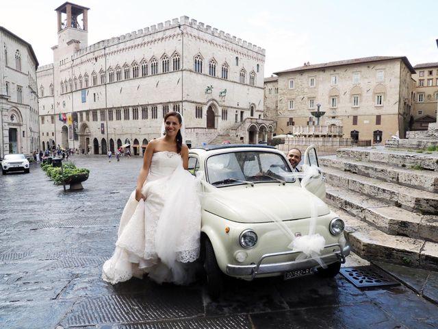 Il matrimonio di Giuseppe e Silvia a Perugia, Perugia 33