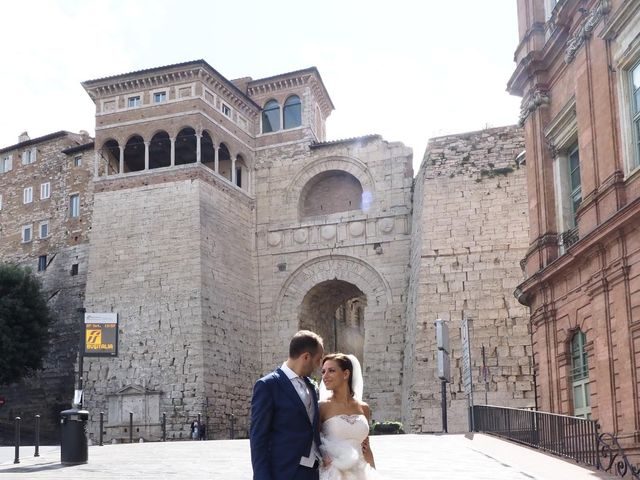 Il matrimonio di Giuseppe e Silvia a Perugia, Perugia 37