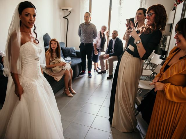 Il matrimonio di Daniela e Luca a Ancona, Ancona 15