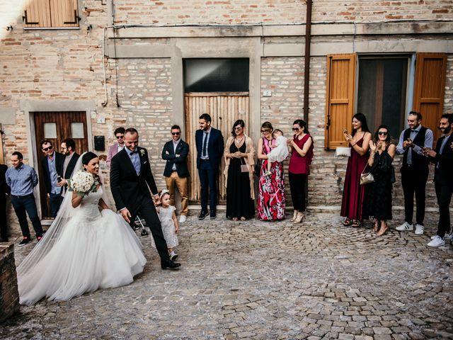 Il matrimonio di Daniela e Luca a Ancona, Ancona 20