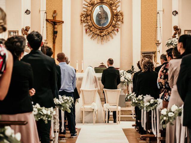 Il matrimonio di Daniela e Luca a Ancona, Ancona 22