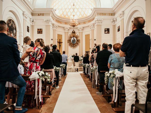Il matrimonio di Daniela e Luca a Ancona, Ancona 23