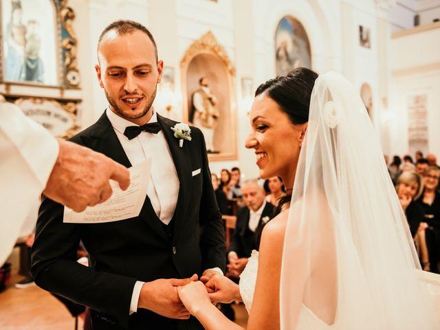 Il matrimonio di Daniela e Luca a Ancona, Ancona 26