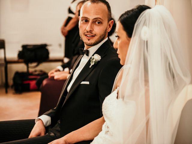 Il matrimonio di Daniela e Luca a Ancona, Ancona 37