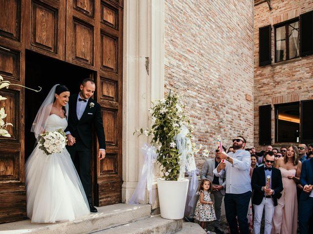 Il matrimonio di Daniela e Luca a Ancona, Ancona 43