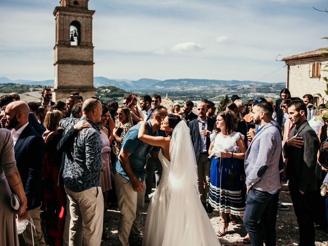 Il matrimonio di Daniela e Luca a Ancona, Ancona 45