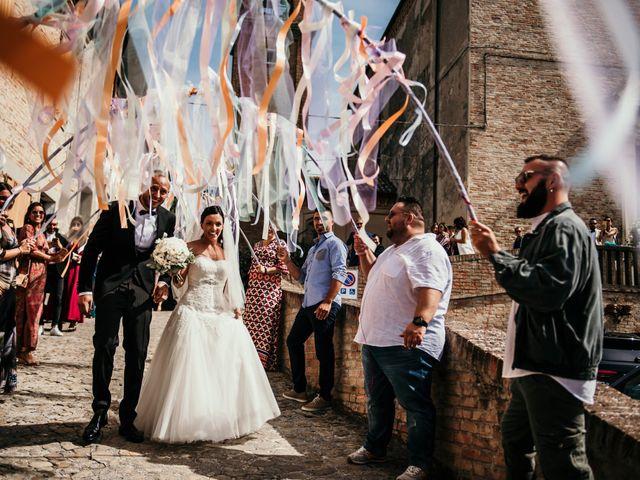 Il matrimonio di Daniela e Luca a Ancona, Ancona 47