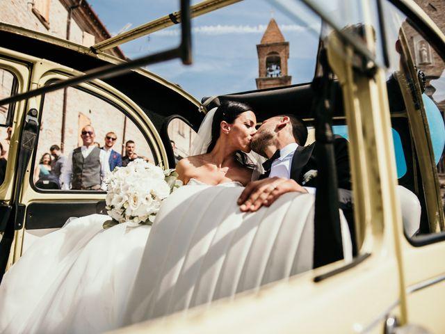 Il matrimonio di Daniela e Luca a Ancona, Ancona 49