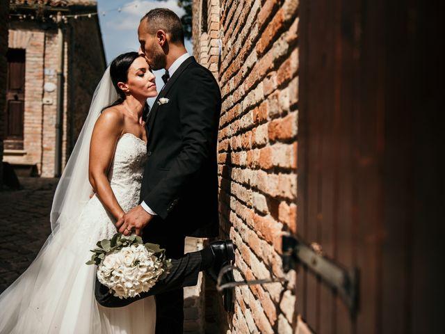 Il matrimonio di Daniela e Luca a Ancona, Ancona 50