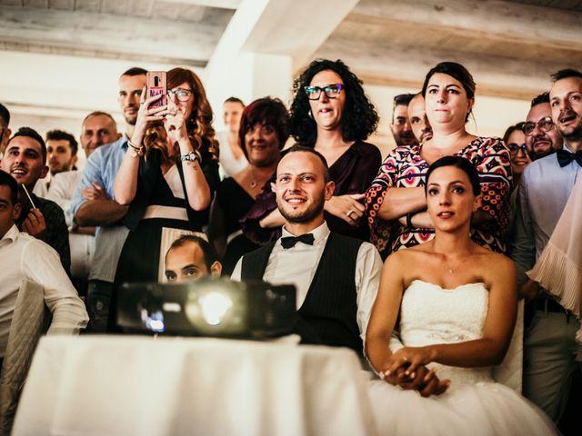 Il matrimonio di Daniela e Luca a Ancona, Ancona 85