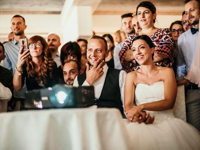 Il matrimonio di Daniela e Luca a Ancona, Ancona 86