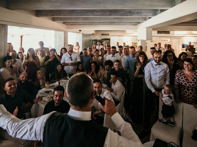 Il matrimonio di Daniela e Luca a Ancona, Ancona 88