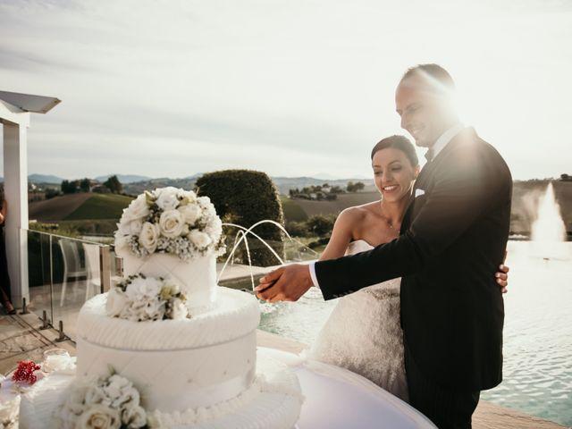 Il matrimonio di Daniela e Luca a Ancona, Ancona 91