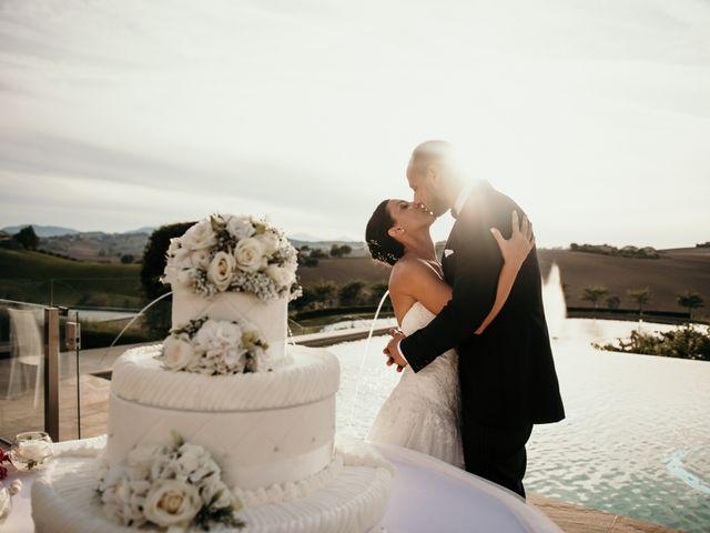 Il matrimonio di Daniela e Luca a Ancona, Ancona 92