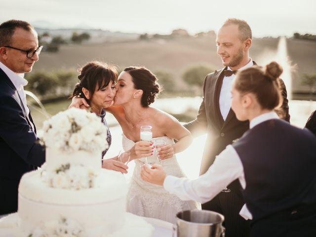Il matrimonio di Daniela e Luca a Ancona, Ancona 95
