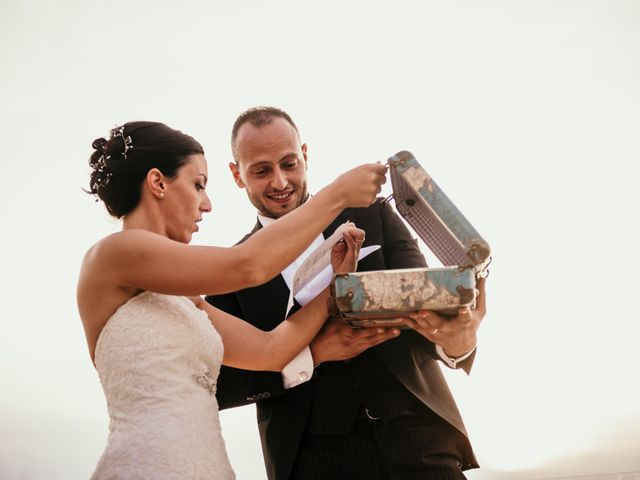 Il matrimonio di Daniela e Luca a Ancona, Ancona 105
