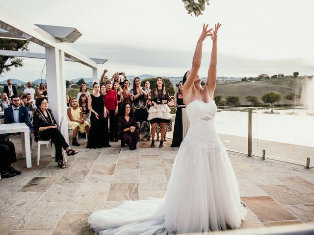 Il matrimonio di Daniela e Luca a Ancona, Ancona 107