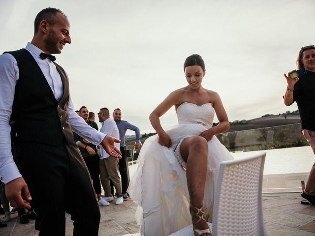 Il matrimonio di Daniela e Luca a Ancona, Ancona 110