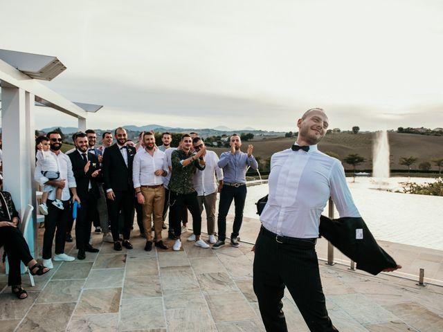Il matrimonio di Daniela e Luca a Ancona, Ancona 111