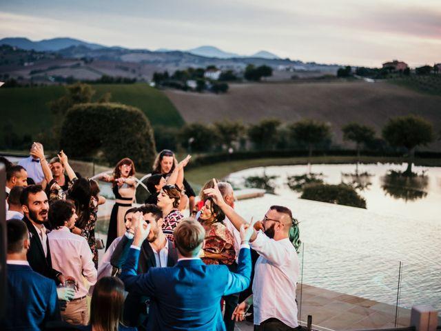 Il matrimonio di Daniela e Luca a Ancona, Ancona 118
