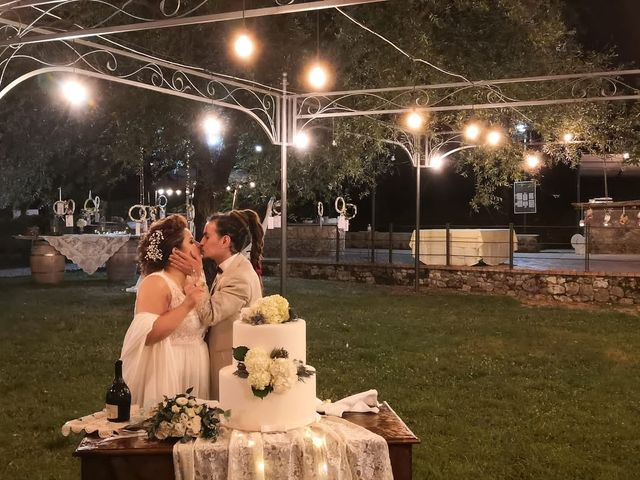 Le nozze di Roberta e Umberto